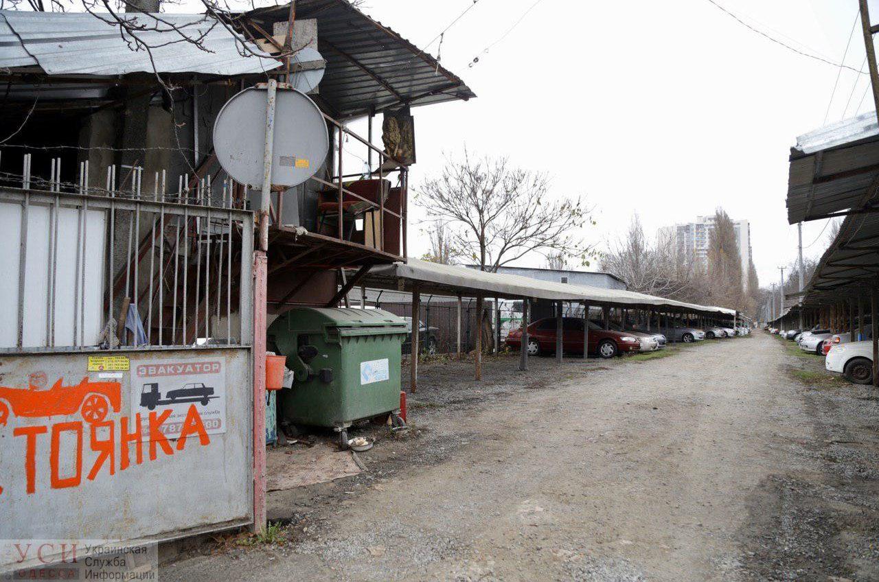 В районе Альтаира хотят на месте гаражей построить школу: одесситов отселять застройщик передумал «фото»