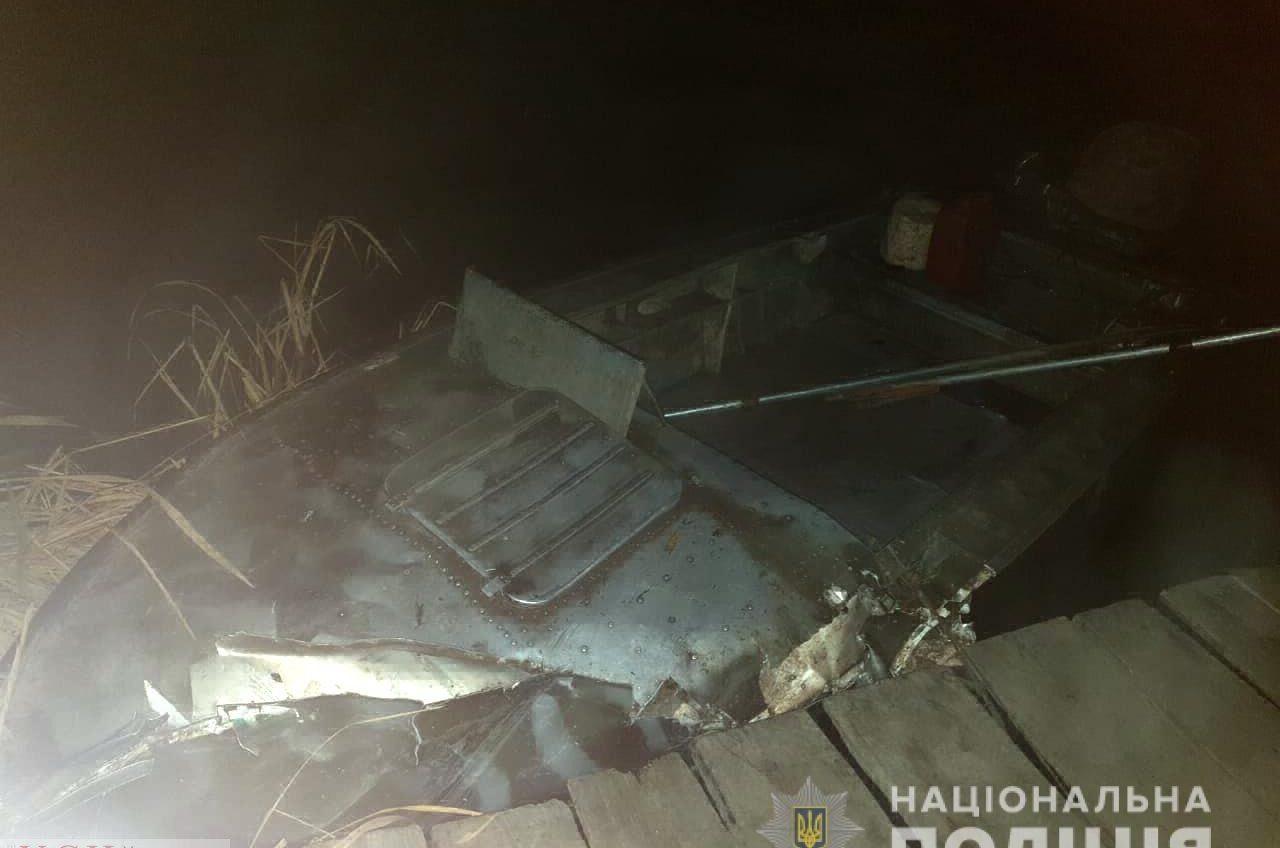 Два катера столкнулись в тумане на речке под Одессой: погиб рыбак (фото) «фото»
