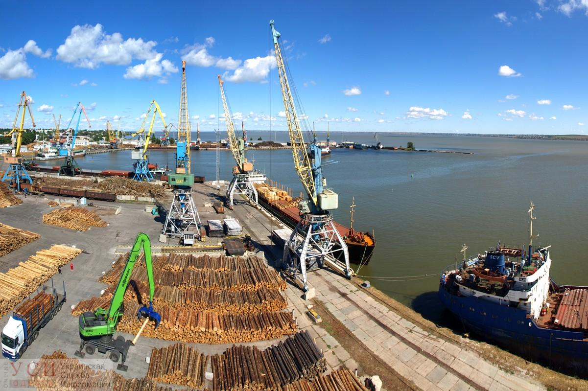 В течение пяти лет порты Украины отдадут в концессию «фото»