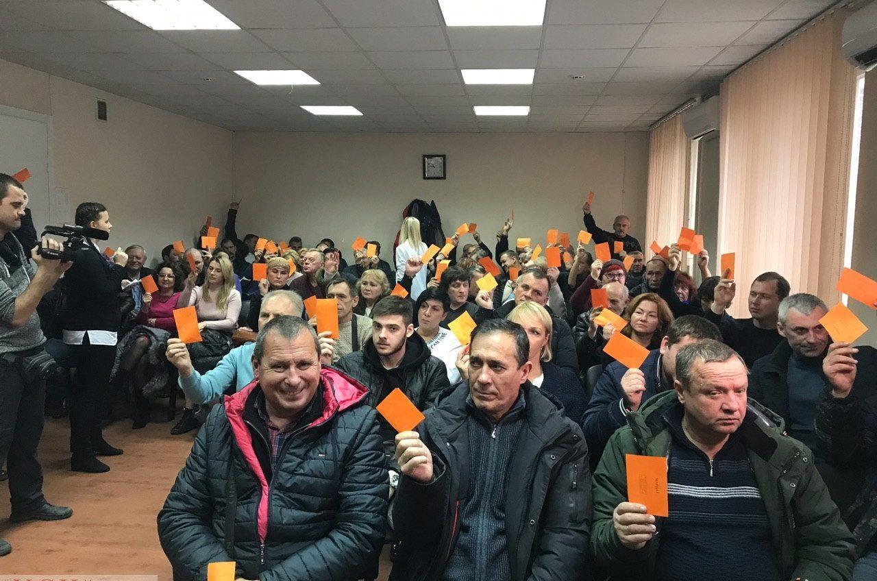 Валидаторы, единый оператор и электронный билет: на общественных слушаниях в Одессе утвердили правила пользования транспортом (фото, видео) «фото»