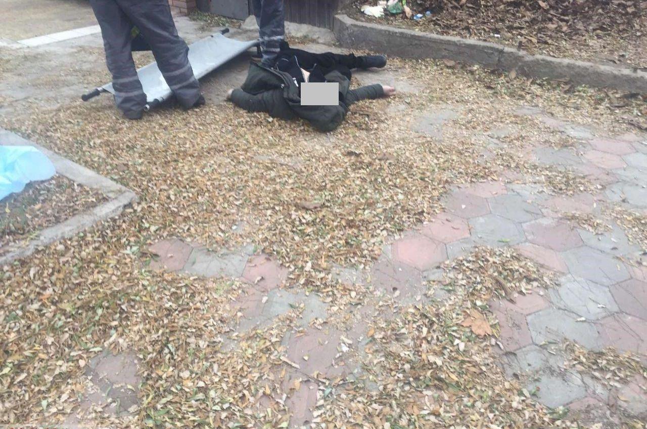 В районе Второй Заставы в Одессе нашли труп (фото) «фото»