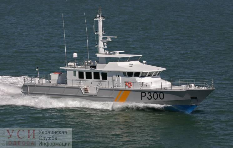 Украина и Франция будут совместно производить корабли для пограничников (фото) «фото»