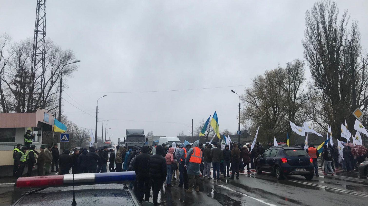 Акция «нет продаже земли», кроме Одесской, охватила еще 11 областей Украины (фото) «фото»