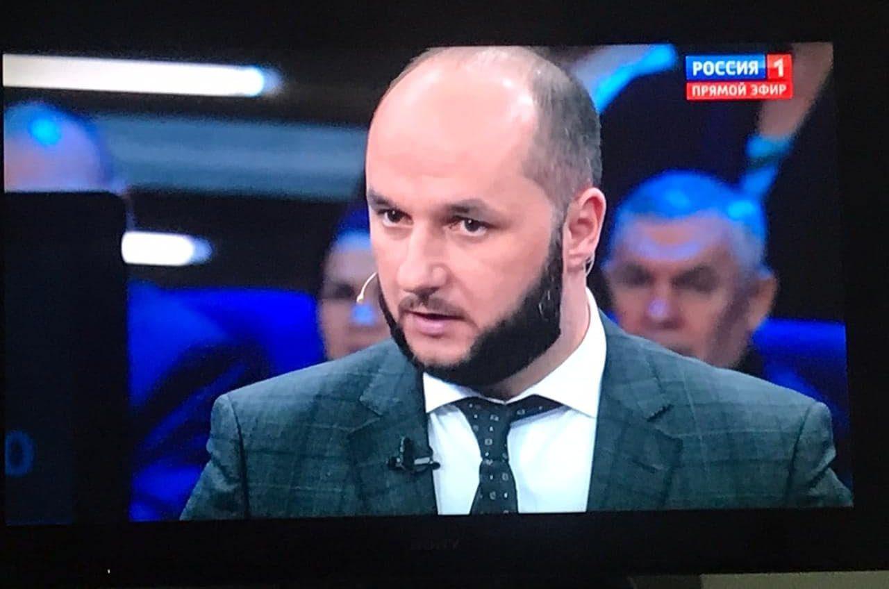 Депутат Одесского горсовета выступил на пропагандистском телешоу Скабеевой в Москве: реакция соцсетей «фото»
