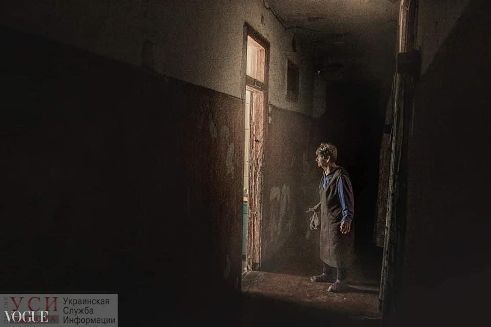«Vogue Italia» опубликовал снимки беженцев, сделанные одесским фотографом (фото) «фото»
