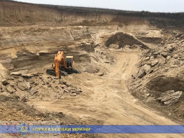 Мафия в песочнице: в Одесской области СБУ разоблачила фирму, незаконно добывавшую песок «фото»