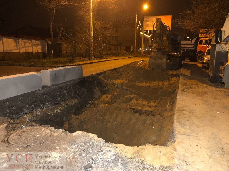 «Не провал, а ремонт»: на Львовской до конца года будут ремонтировать коллектор (фото) «фото»