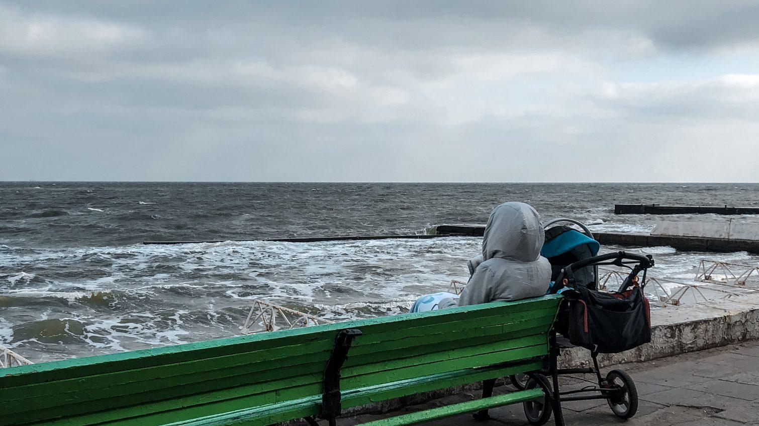 В четверг в Одессе будет ветрено «фото»