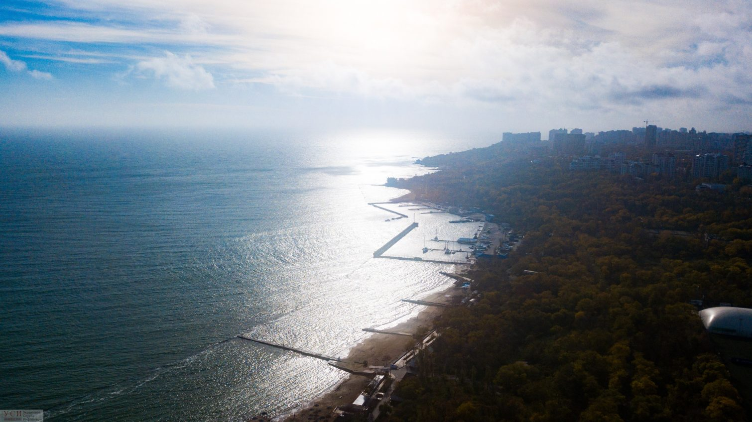 Исследование: где в Одессе воздух загрязнен сильнее «фото»