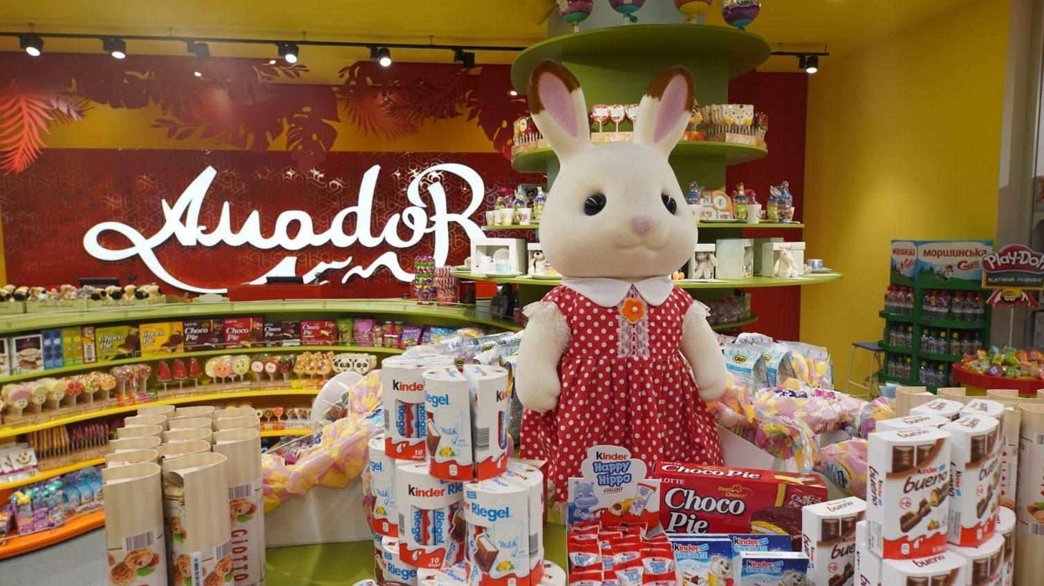 «Черная» пятница еще никогда не была такой «цветной»: детский супермаркет «Amador» устроил распродажу со скидками до -70% «фото»