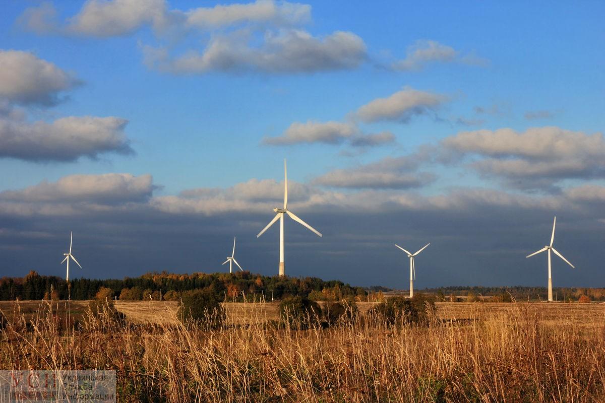 В Одесской области построят еще одну ветряную электростанцию «фото»