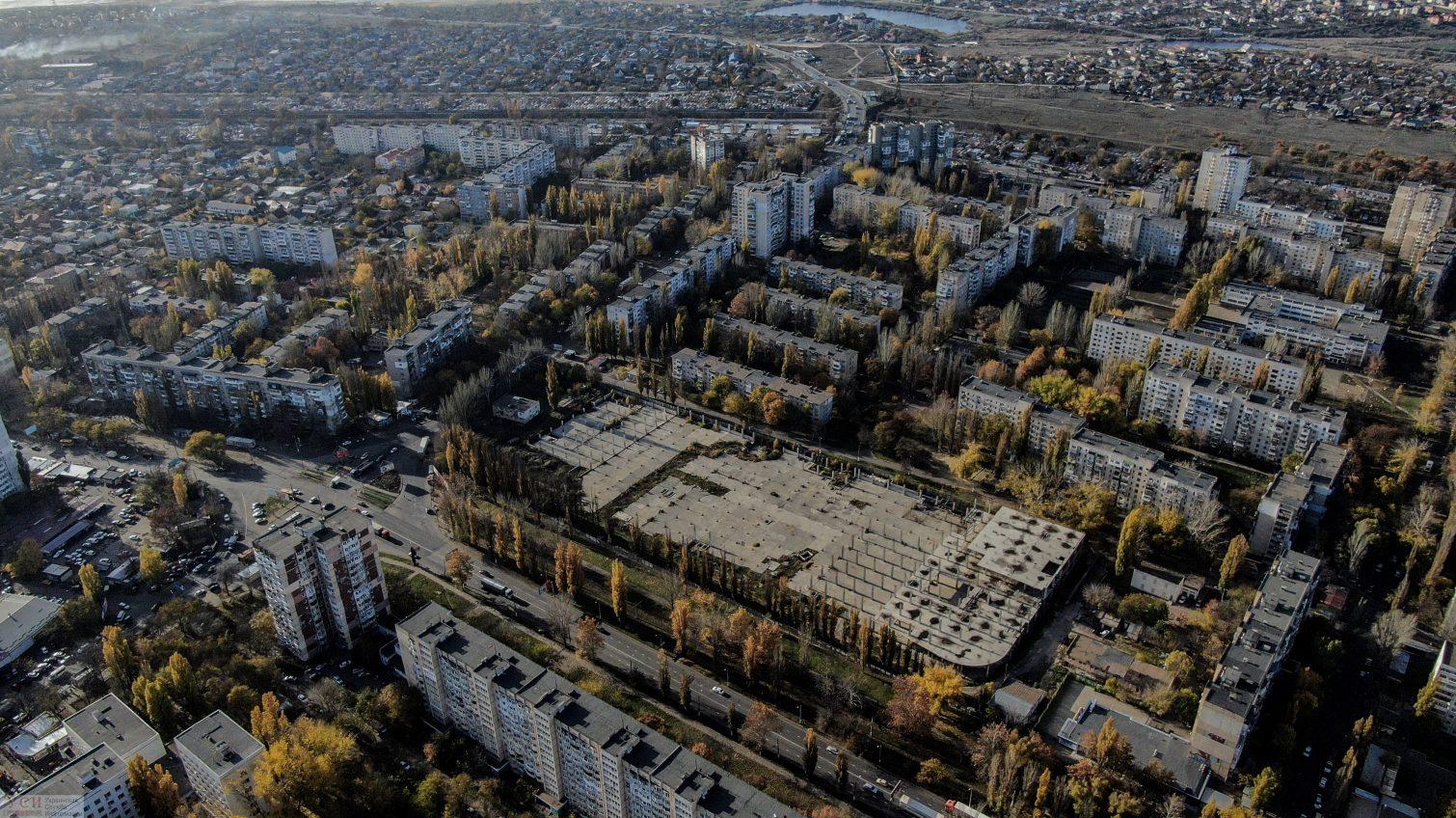 Место бедствия: на поселке Котовского пустырь вместо обещанного дома престарелых (фото, видео) «фото»