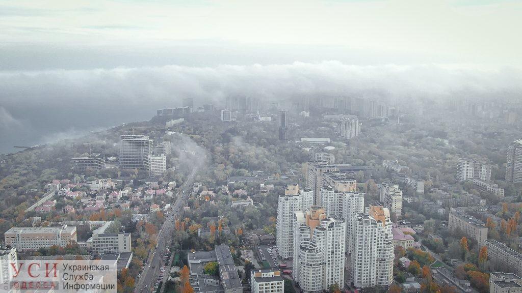 Погода: в Одессе объявлен желтый уровень опасности «фото»