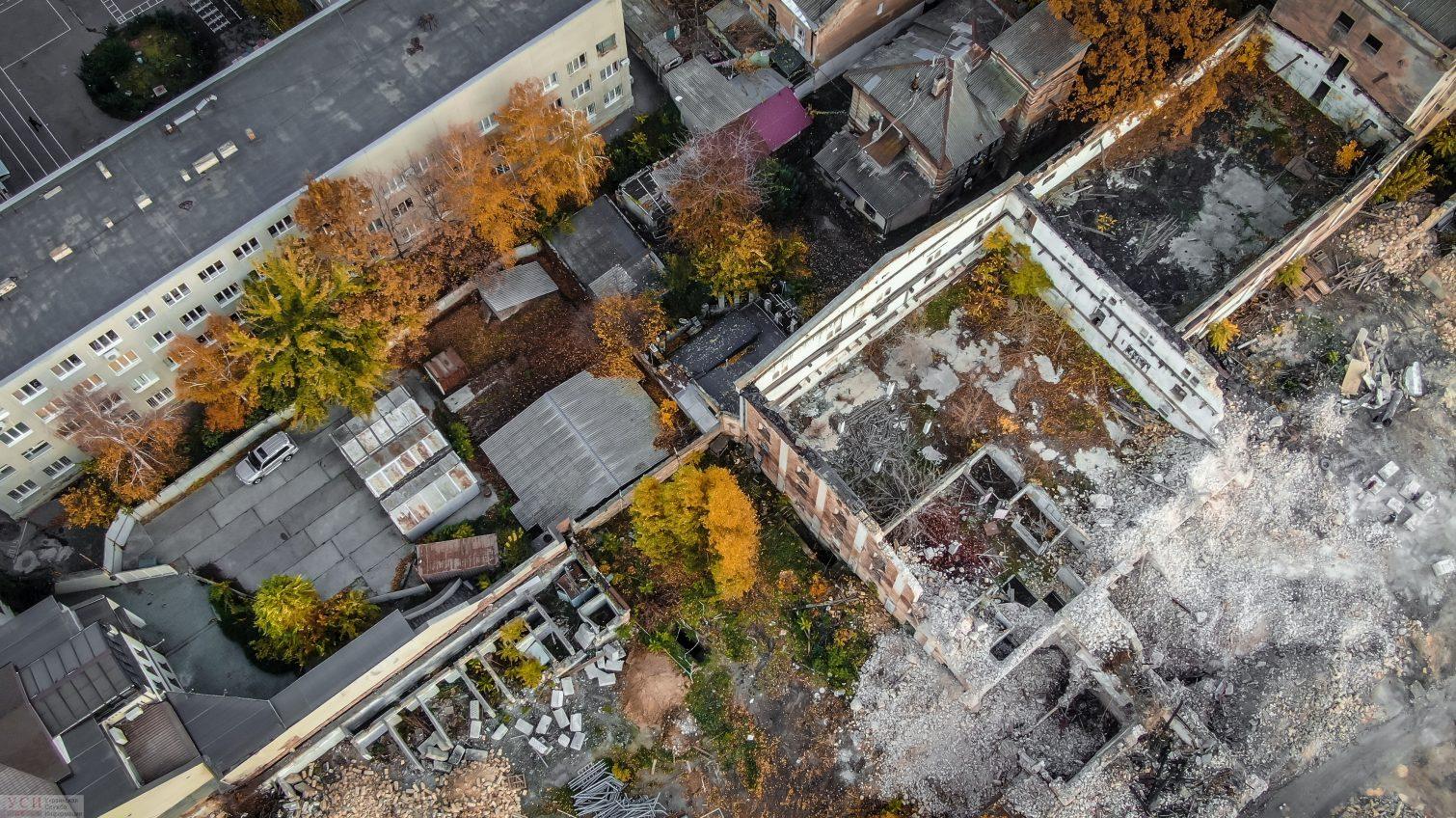 Территорию бывшего пивзавода на Гагарина окончательно зачистили под застройку (фоторепортаж) «фото»