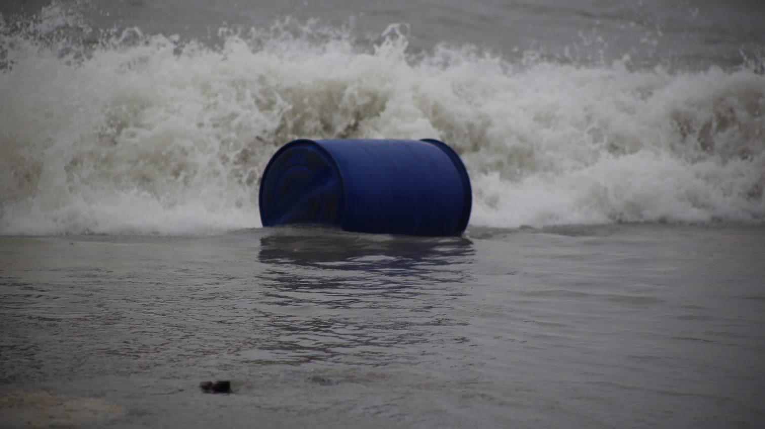 Экологическая катастрофа на одесском пляже: масштабы бедствия увеличиваются (фото) «фото»