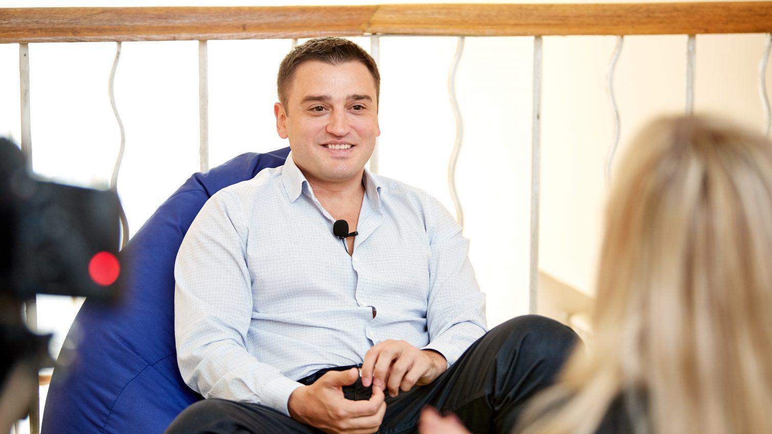 IT-бизнесмен в министерском кресле: Александр Борняков о работе в Минцифре, «оттоке мозгов» и легализации криптовалюты «фото»