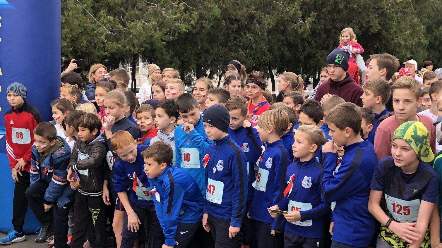 «Нам лишь бы побегать!», – около 300 одесситов поучаствовали в забеге ко Дню Польши (фото) «фото»