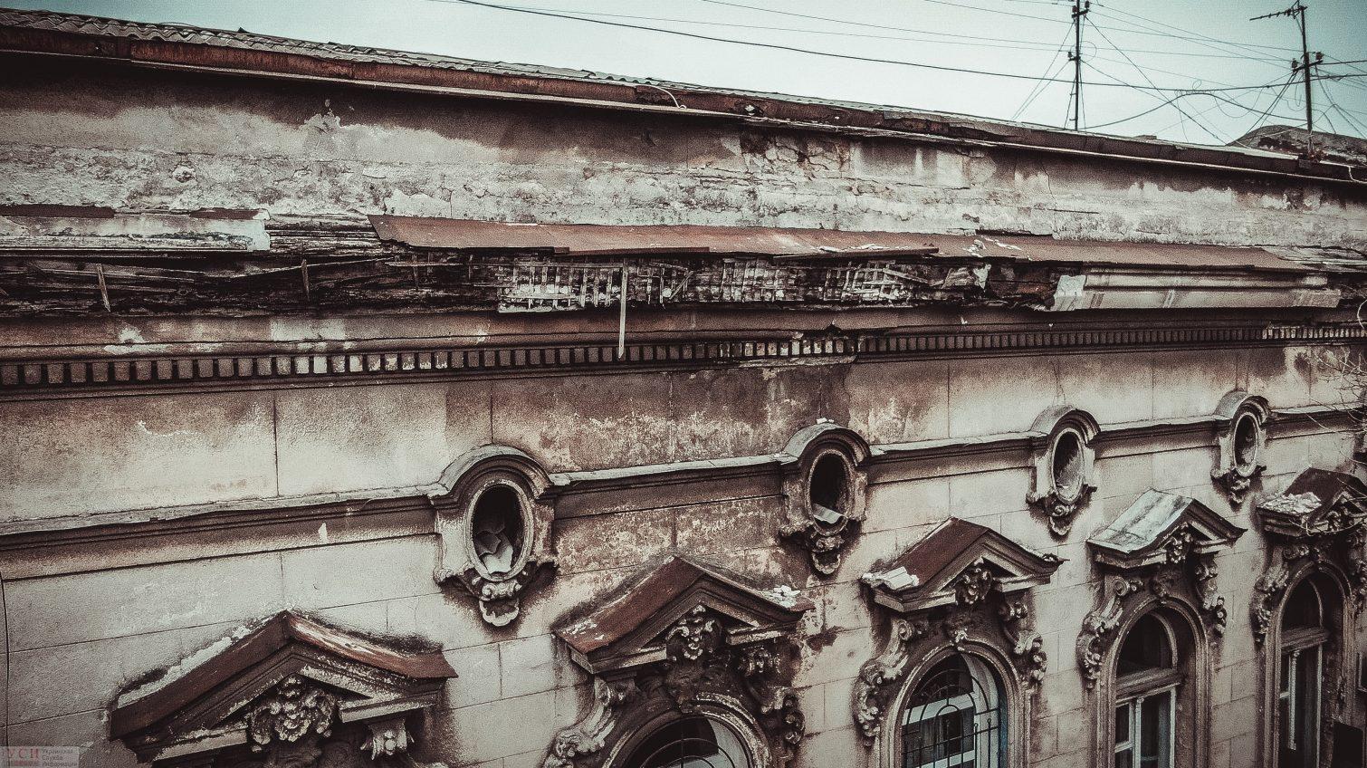 Место бедствия: дом на Коблевской после теракта и обвалов так и не отреставрировали (фото, видео) «фото»