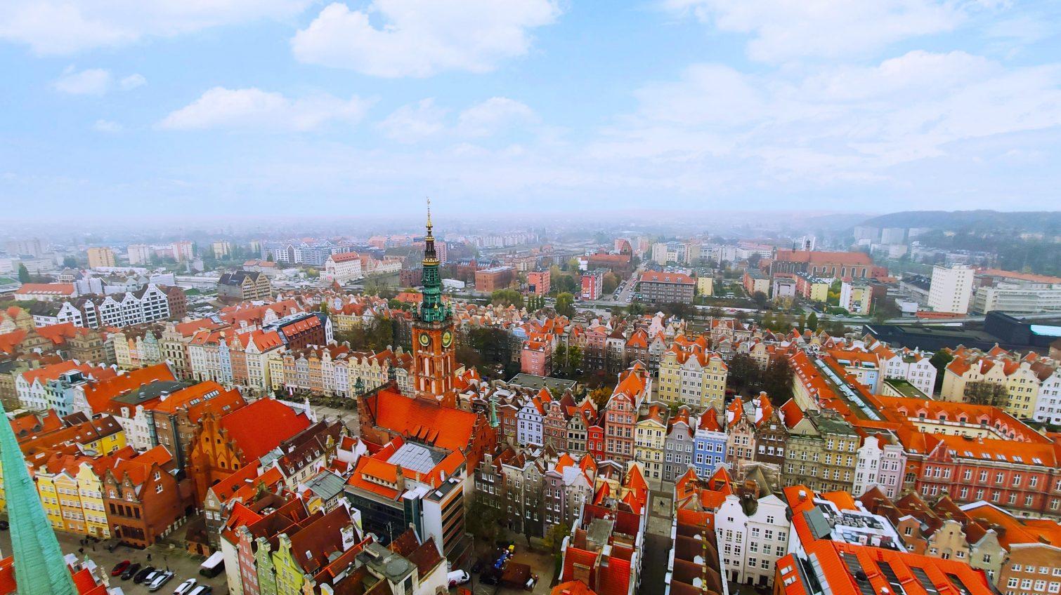 Дешевая Европа: как УСИ слетала на выходные в Польшу за тысячу гривен (фото) «фото»
