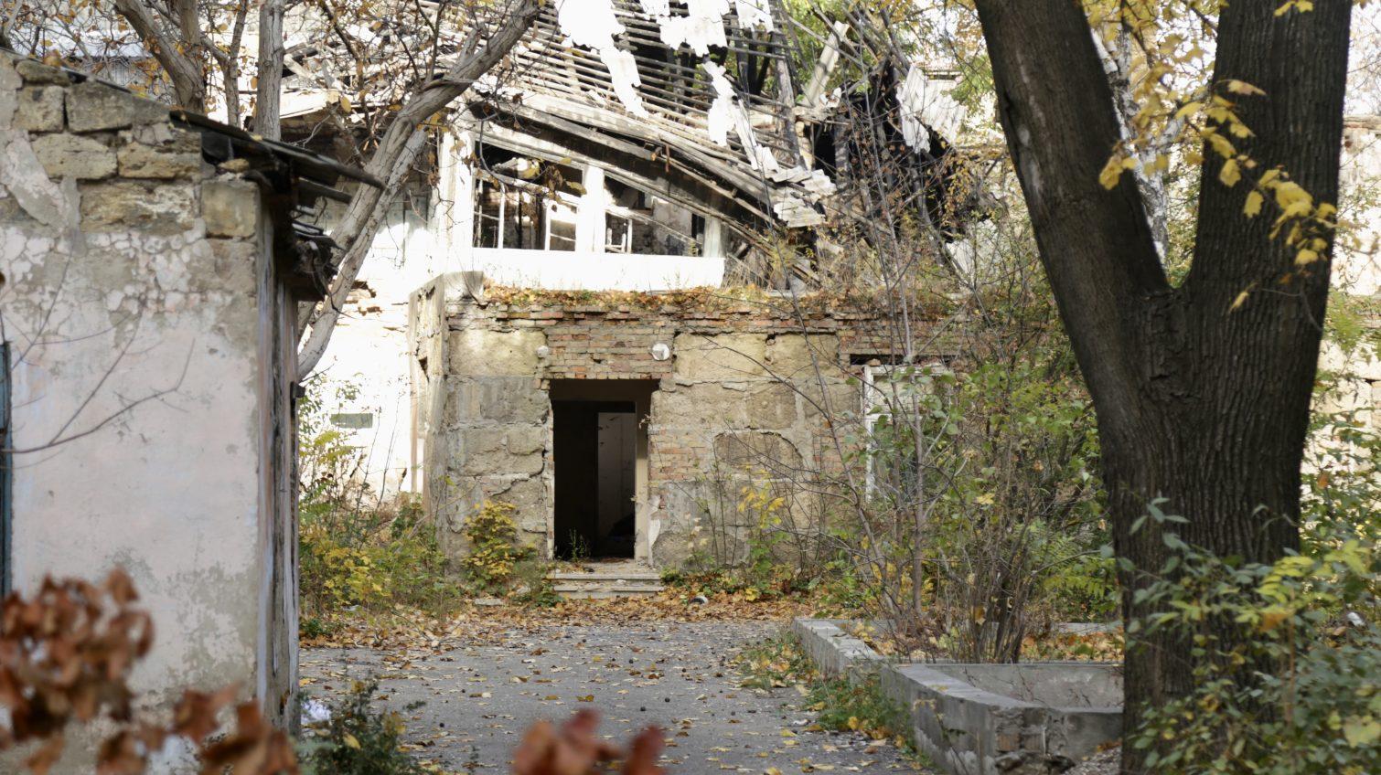 В Одесской мэрии так и не нашли денег на сад в переулке Каркашадзе (фото) «фото»