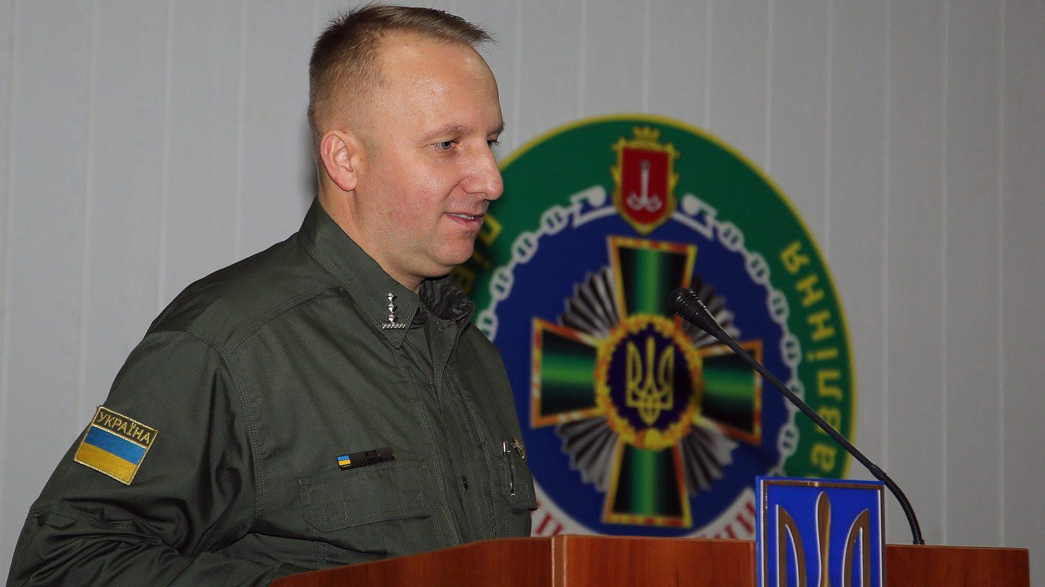 В Одессе назначили нового руководителя Южного управления Госпогранслужбы (фото) «фото»