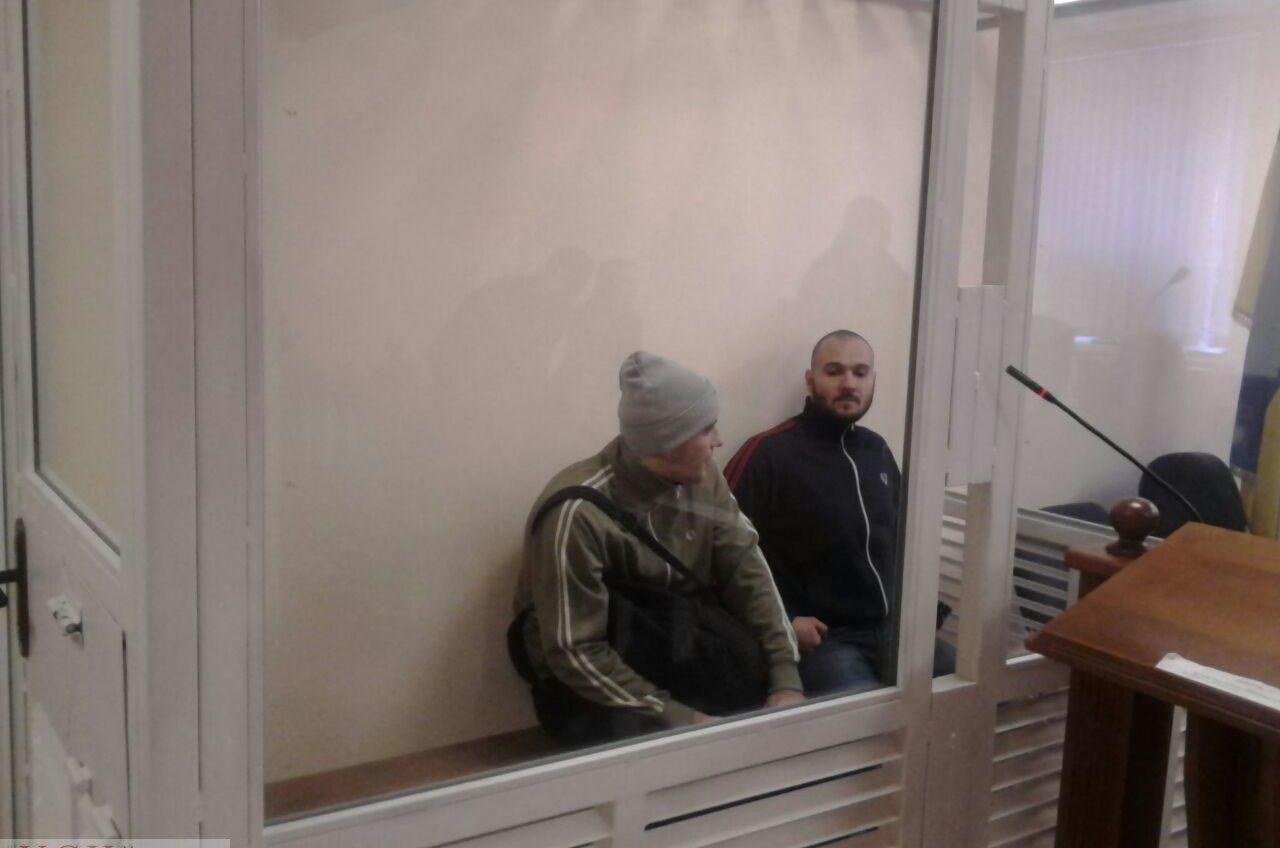 Нападавших на одесского общественника Устименко судят за покушение на убийство (фото) «фото»