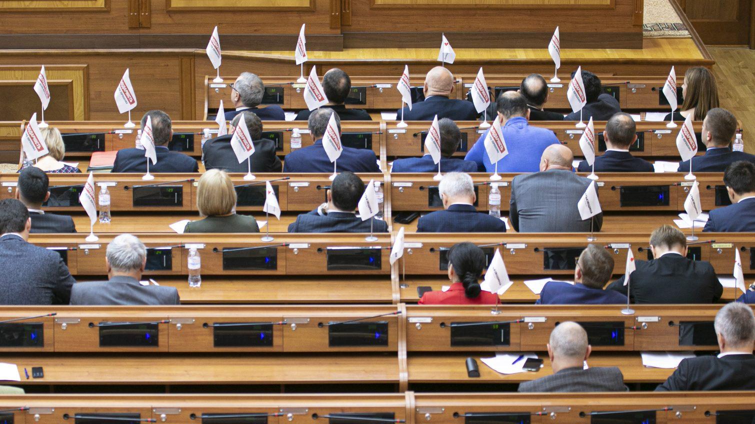 Одесский облсовет обратился к Президенту Украины с просьбой не объединять «силой» территориальные громады (фото) «фото»