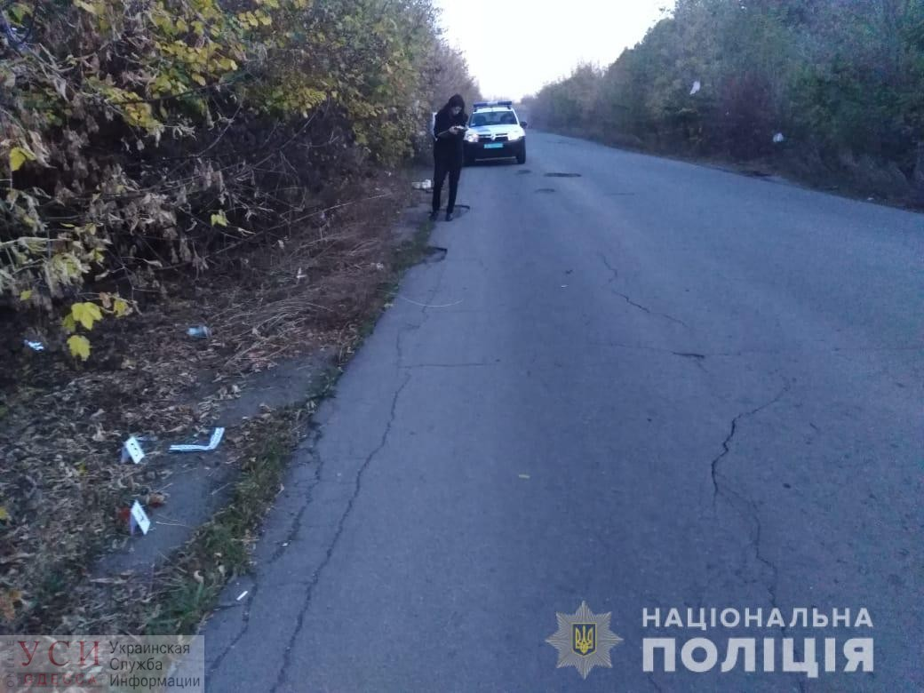 Смертельное ДТП в Одесской области: погиб пешеход «фото»