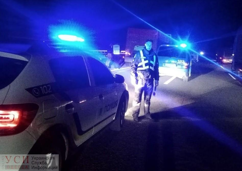 На трассе Киев-Одесса внедорожник насмерть сбил двух мужчин, которые меняли колесо «фото»