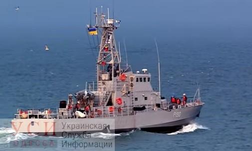 Американские военные катера «Айленд» вышли на первые ходовые испытания в море под Одессой (фото, видео) «фото»
