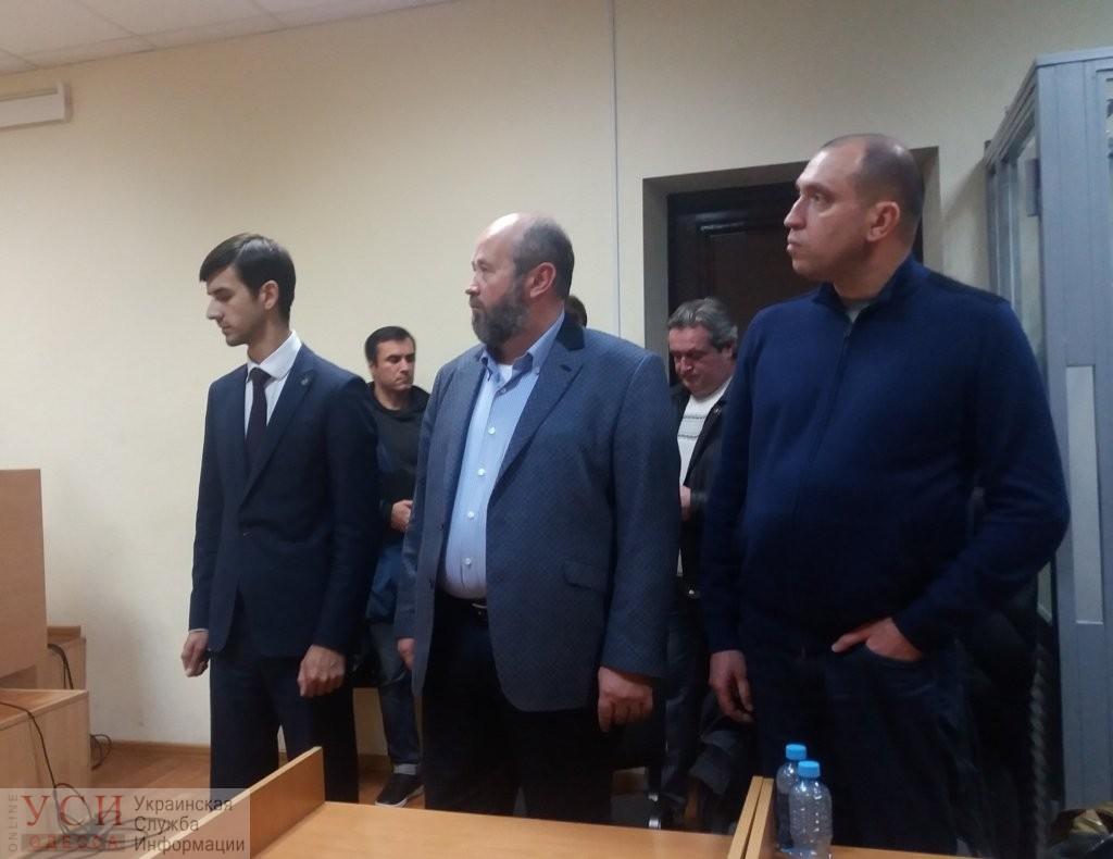 Одесскому «крестному отцу контрабанды» Альперину в НАБУ вручили подозрение «фото»