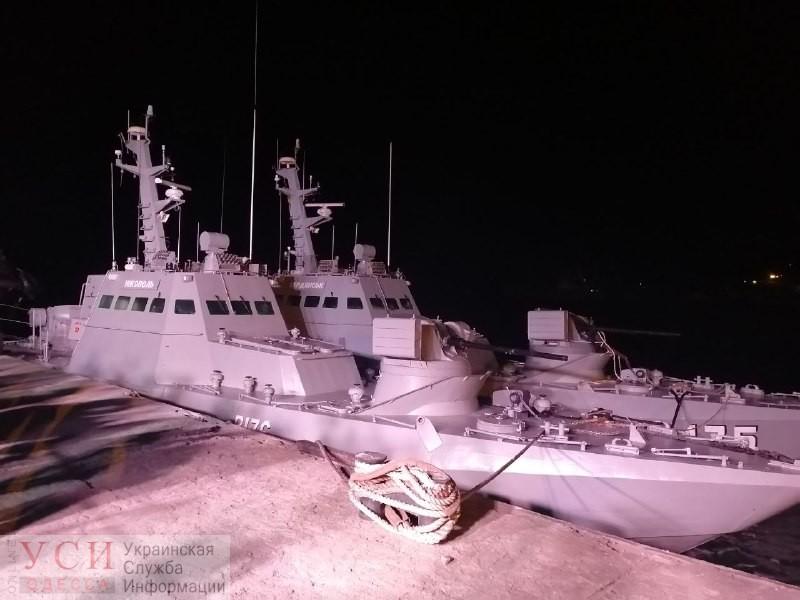 Россияне вернули разбитые катера без оборудования — Зеленский обещает, что их починят за 3 месяца (фото) «фото»