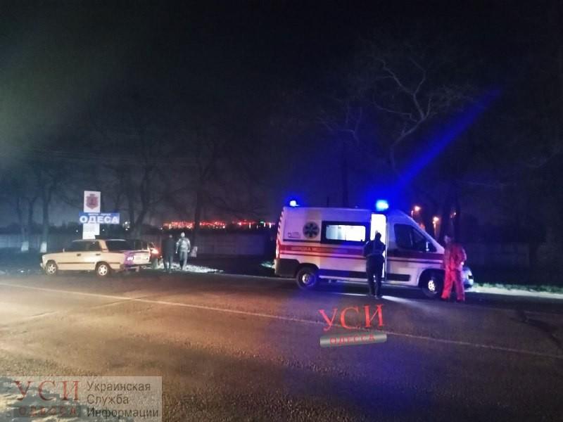 ДТП возле Таировского кладбища: есть пострадавший (фото) «фото»