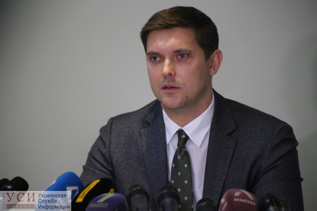 Помогать главе Одесской ОГА будут юрист из Киева и бизнесмен из Харькова «фото»