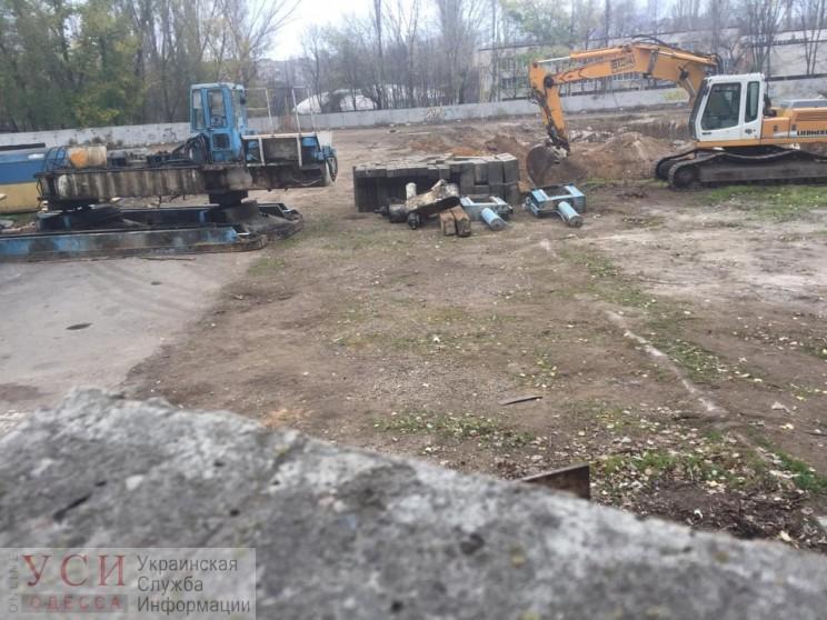 Суд арестовал земельный участок под высотным «нахалстроем» на проспекте Глушко «фото»