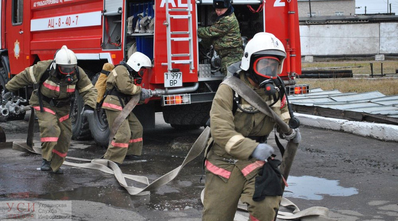 На поселке Котовского горела квартира в девятиэтажке: есть погибшие (видео) «фото»