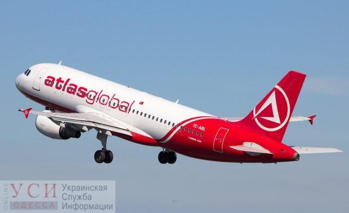 Еще одна турецкая авиакомпания перестала летать из Одессы в Стамбул «фото»