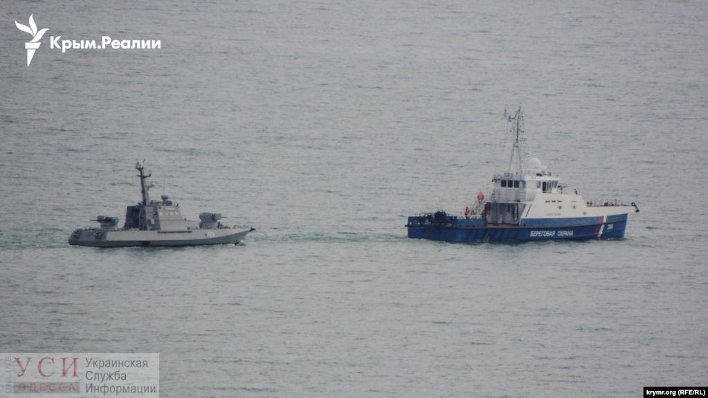 Наконец-то: захваченные РФ украинские катера направляются в Одессу «фото»