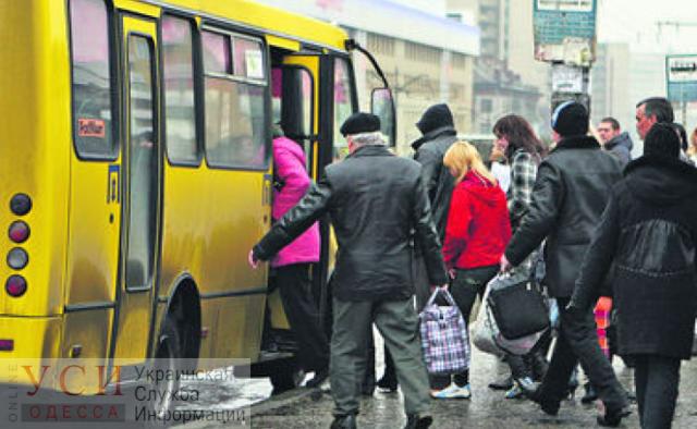 В одесских маршрутках будут повышать цены на проезд «фото»