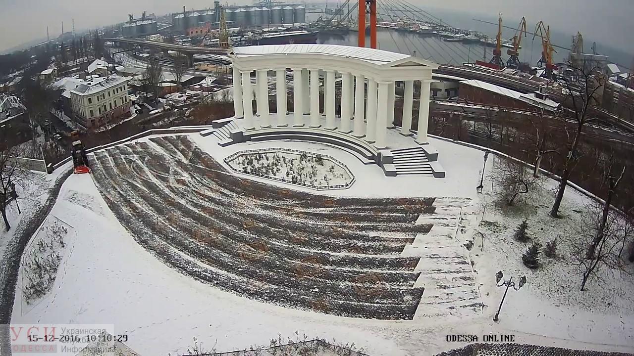 Уборка снега: почему в Одессе на это способна только фирма олигарха российского происхождения? «фото»