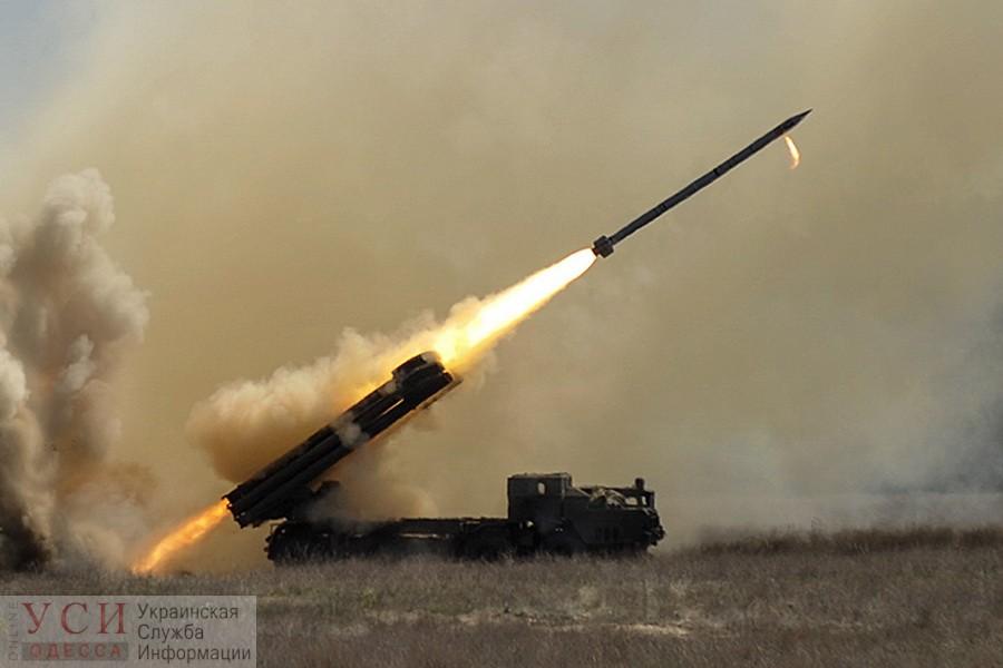 Ракеты «Ольха» после успешных испытаний в Одесской области начали серийно поставлять армии «фото»