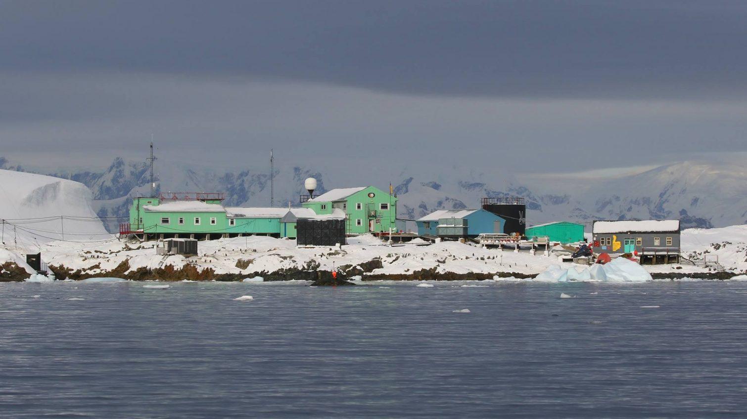 Украинские ученые-полярники получат ледокол для исследования Антарктики «фото»