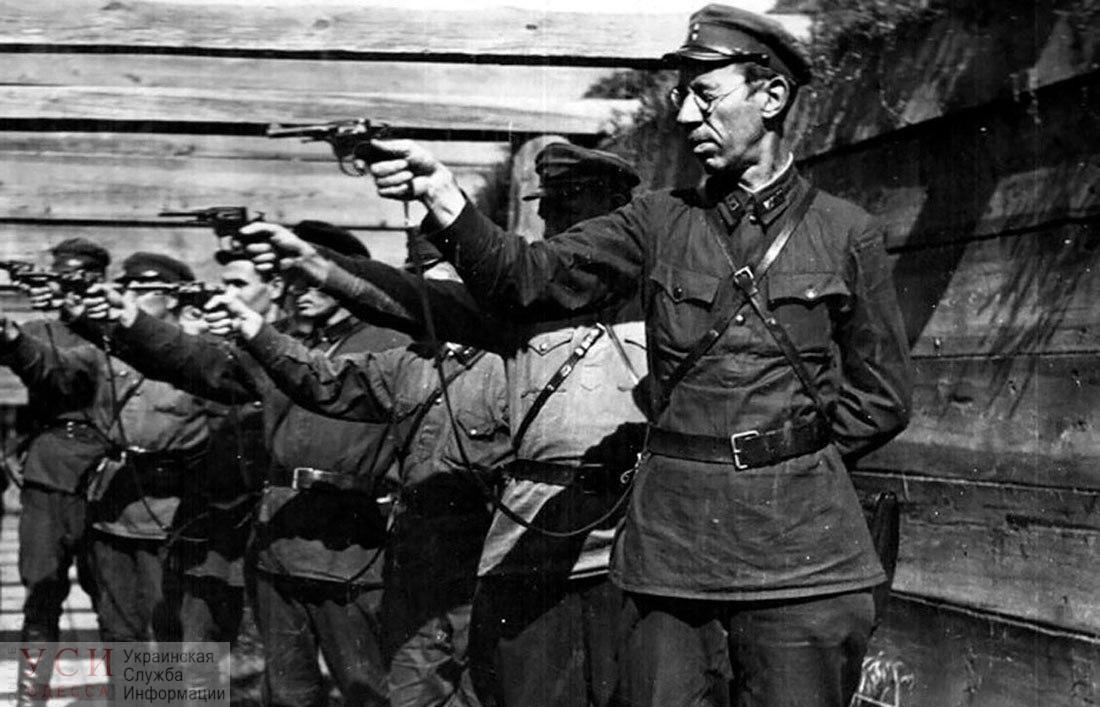 Одесский 37-й: как экс-председателя горсовета Рощенюка за симпатии к «кулакам» репрессировали «фото»