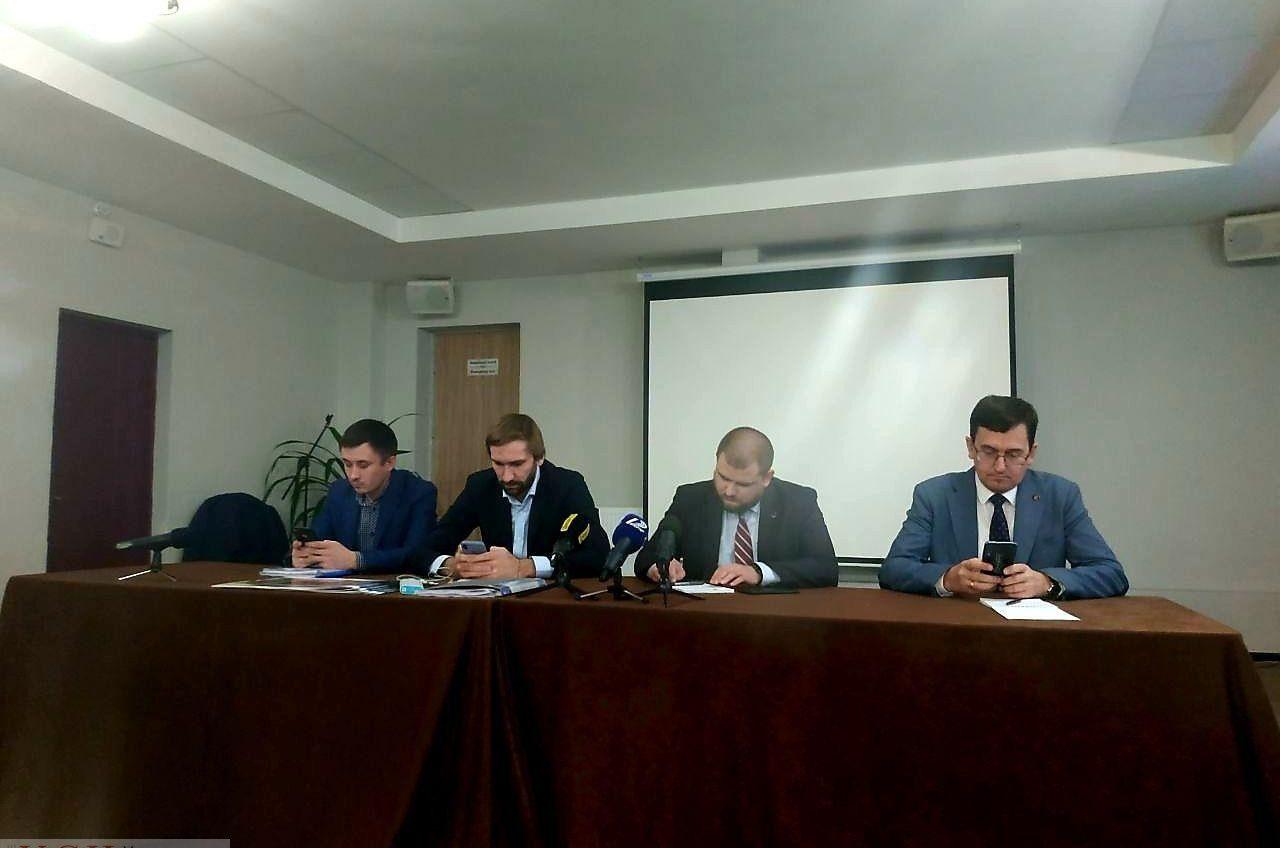 Застройщики скандального ЖК в Аркадии проводят встречу с жильцами района (трансляция) «фото»