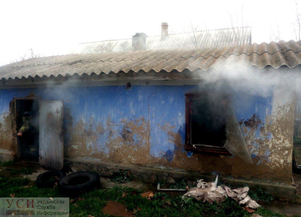 Курил в постели: мужчина погиб на пожаре в Ширяево (фото) «фото»