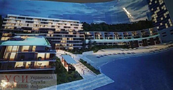 На склонах Трассы здоровья появится отель: территорию бывшей лодочной станции огородили забором (фото) «фото»
