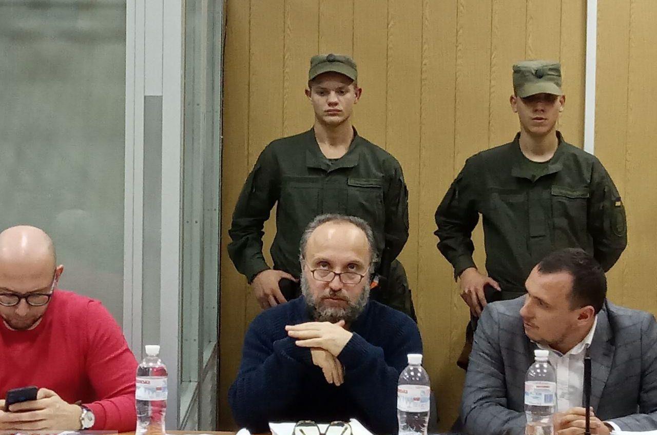 Рассмотрение апелляции об освобождении Вадима Черного из СИЗО вновь перенесли (фото) «фото»