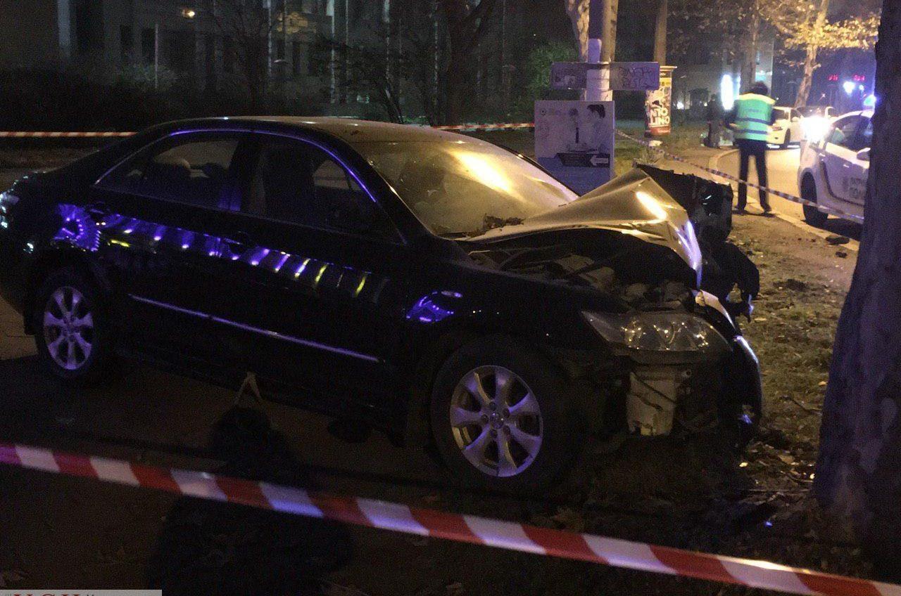 ДТП на проспекте Шевченко с пьяным майором за рулем: опубликовали видео (видео) «фото»