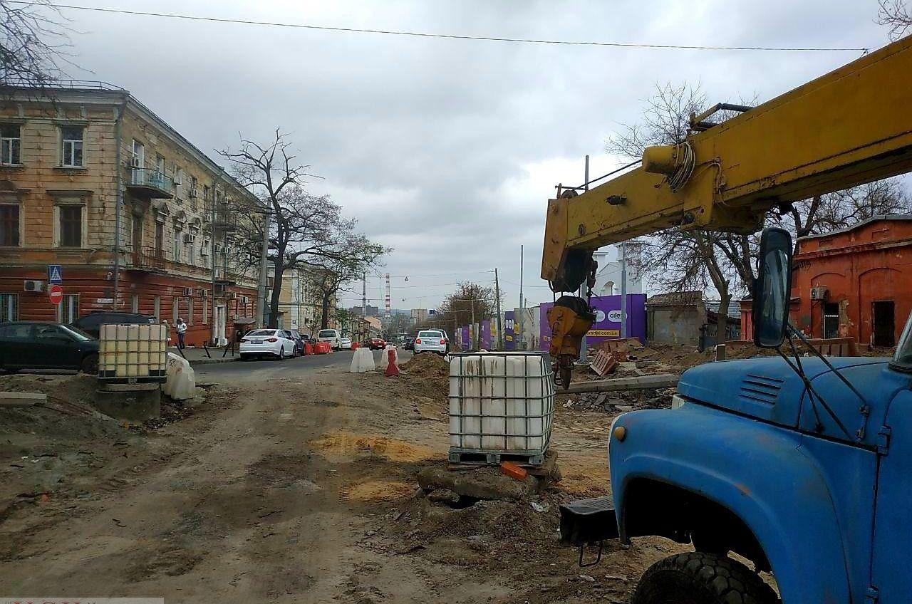 Реконструкцию Софиевской обещают закончить до Нового года: но цена работ подорожала (фото) «фото»