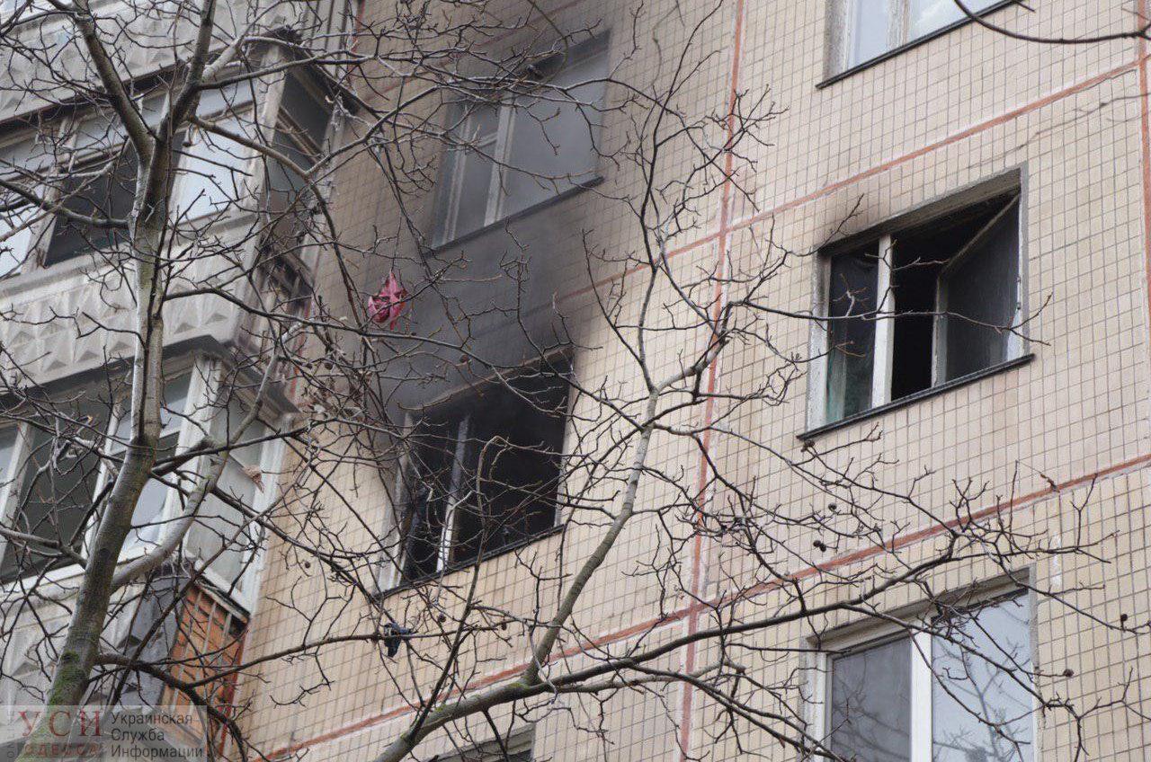 Смертельный пожар на поселке Котовского: стали известны причины возгорания (фото) «фото»